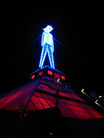 Burning Man 2003