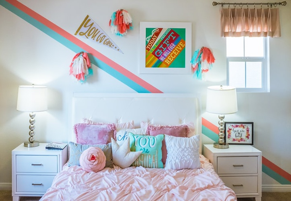Five Tips for Decorating a Girl's Bedroom