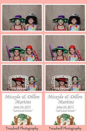 Micayla & Dillon - Photo Booth
