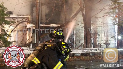 Structure Fire - 177 North Highland Ave , Ossining NY 3/39/2020