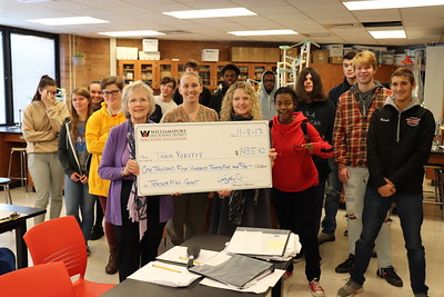 WASD Education Foundation Grants $6,401 to Classrooms