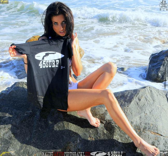 beautiful woman sunset beach swimsuit model 45surf 814.234.234