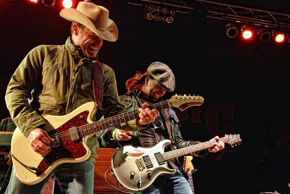 Larry Joe Taylor's 25th Annual Texas Music Festival