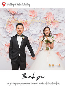 Wedding of Kelvin & HuiYing
