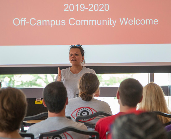 Off Campus Community Welcome 2019