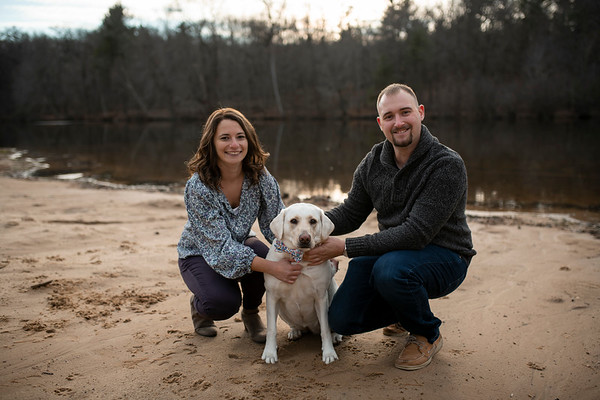 Allie + Alex | Wisconsin Engagement Session