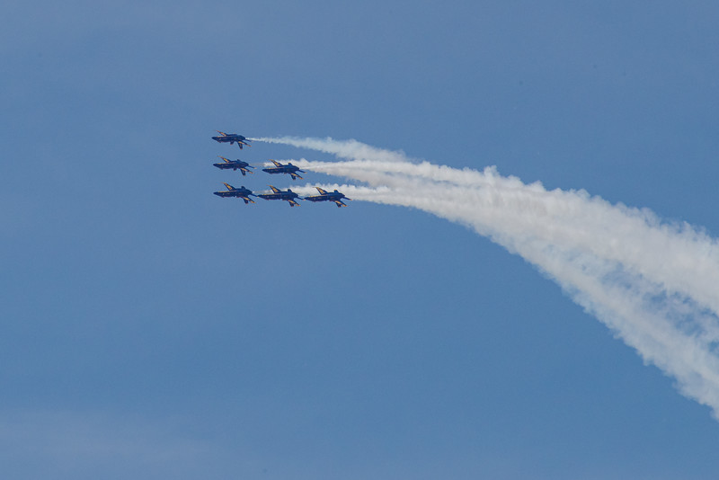 Blue Angels @ Kansas City Airshow K-1 mII, M400f5.6