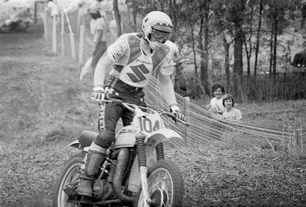 1977 Trans-AMA Motocross, Rabbit Run MX Park, Plano, Texas