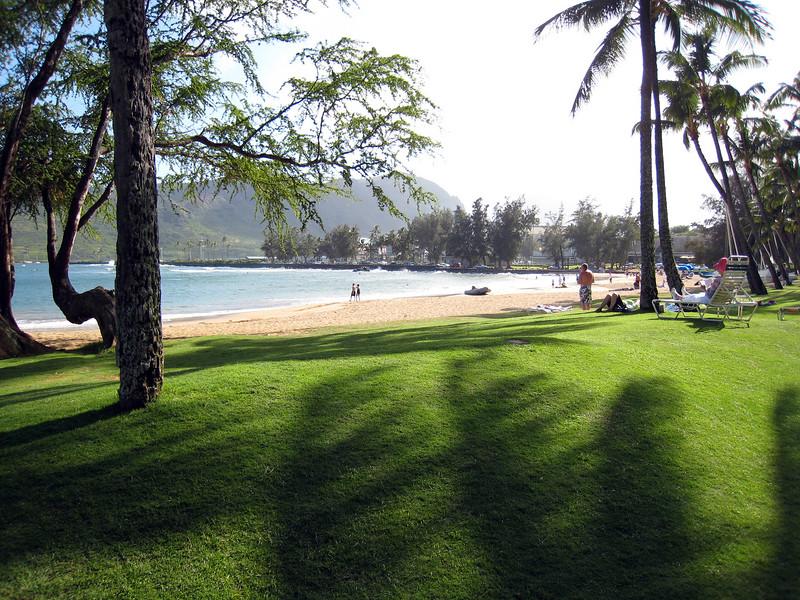 View from Marriott Resort Beach
