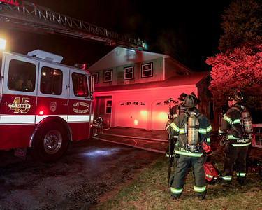 Residential Structure Fire - Bradly Drive - East Fishkill Fire District - 3/15/2020
