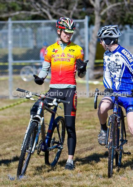 Men's CX Cat 3/4 // Bikesport Cyclocross Challenge (January 19, 2008)
