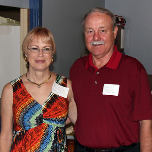 Darlene Joy (Arner) Cottier (CHS '66) and her husband, Terry Cottier (CHS '62) now make their home in Sherman, Texas.