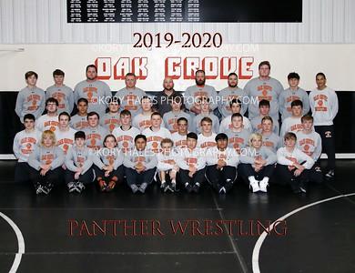 2019-2020 OGHS Wrestling