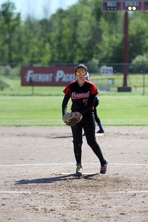 Girls Varsity Softball - 5/24/2013 Ravenna