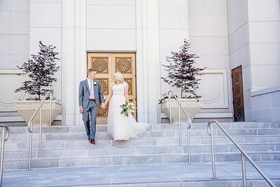 Beth + Jason Wedding Day