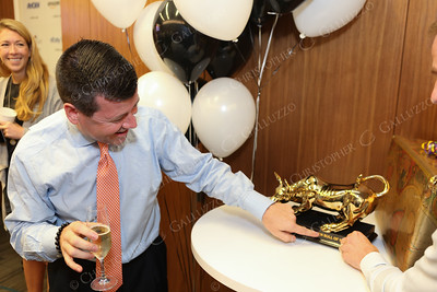 Bob McCooey's Birthday Surprise