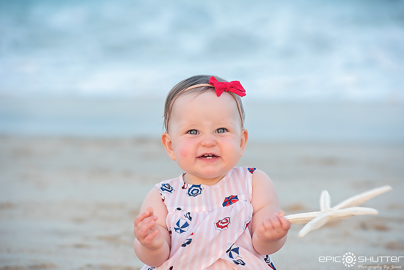 Avon Family Vacation, North Carolina, Ocean Isle Loop, Children's Beach Portraits, Family Photos, Family Portraits, Hatteras Island Photographer, Cape Hatteras National Seashore, Epic Shutter Photography, Outer Banks Photographer, OBX Family Vacation, Sun