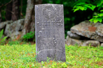 Gravestones from the 1600's to 1900's in the US