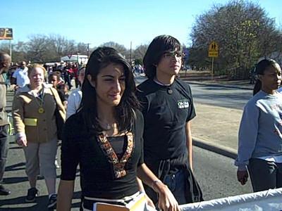 2009 Dr King March San Antonio Texas