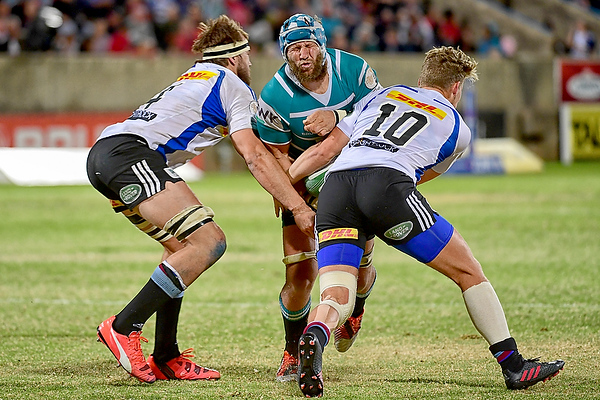 Currie Cup: Griquas v DHL Western Province