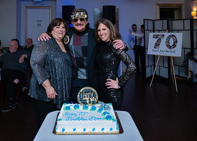 Danny's 70th Birthday Party