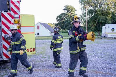 Station 49 Vehicle Rescue Training