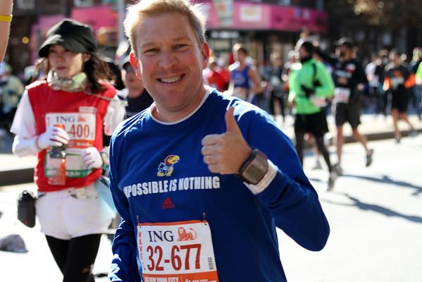 NY Marathon 11.7.2010