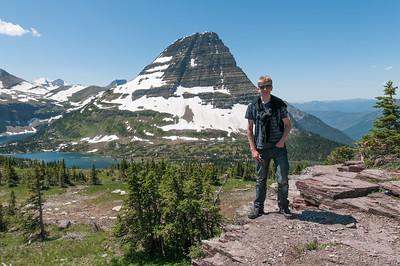 Glacier Park: Hidden Lake