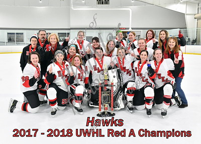 Red A Championship - Hawks vs Americans Valor
