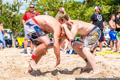True 3rd Place Matches - 2016 Beast of the Beach