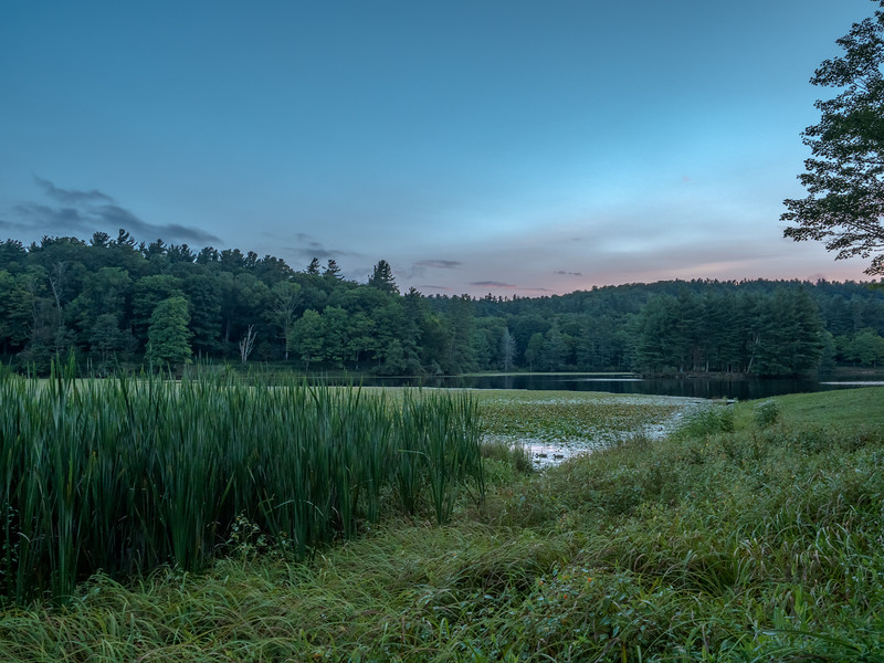 38 Aug 19 Sunrise on Bass Lake blowing Rock  xii-1.jpg