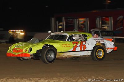 Bridgeport Speedway November 9, 2012