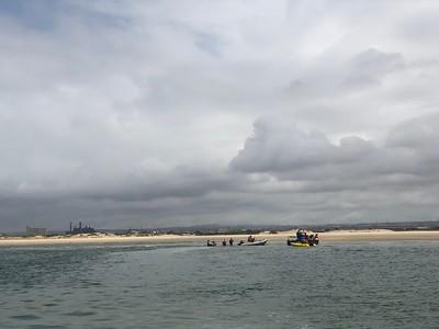 20Jan2018 - Boat capsize river mouth