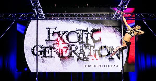 Exotic Generation '19