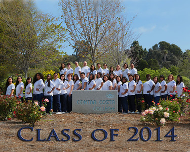 CCC Nursing Class of 2014 Group Picture