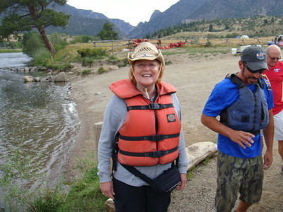 River Rafting - Upper Colorado River, Lower Gore Canyon