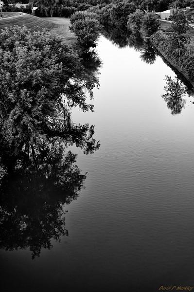 River Overhang