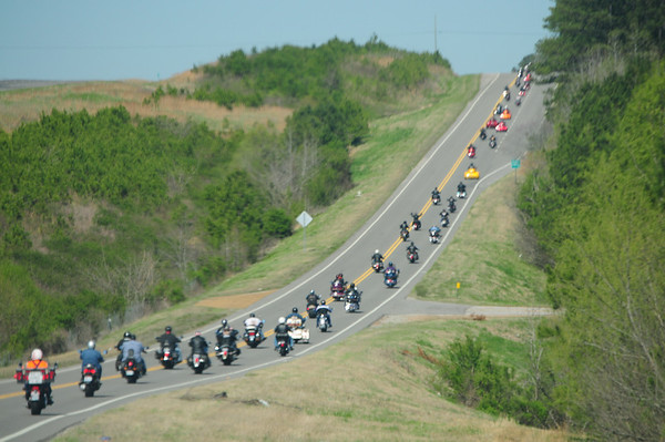 2011 Autism Awareness Motorcycle Ride
