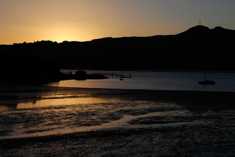 Latham Bay Sunset