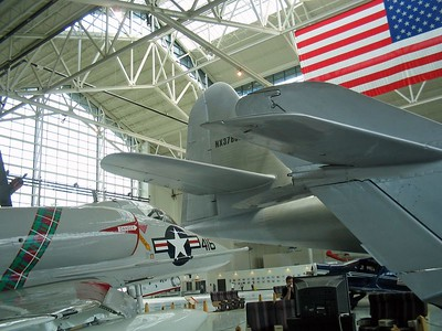 """Spruce Goose"" etc. at Evergreen Aviation museum (new)"