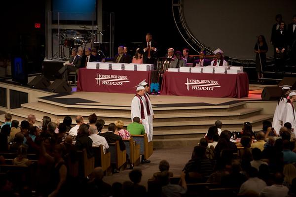 Tyler CHS 2010 Graduation