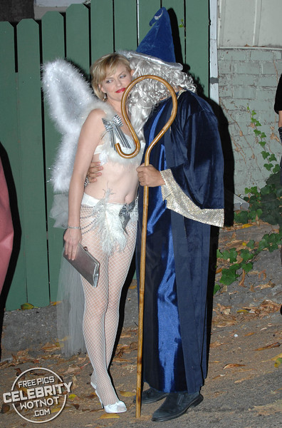EXCLUSIVE: Drew Barrymore's Hollywood Halloween Party!
