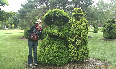Columbus Topiary Garden May 2011