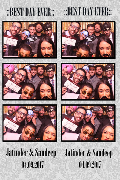 Jatinder & Sandeep's Wedding  |  04.09.2017