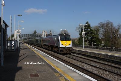 Portlaoise (Rail), 07-04-2017