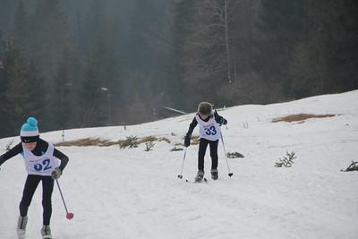 Zimná Kalokagatia - Bežecké lyžovanie