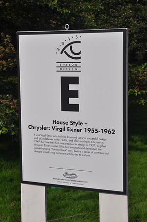 EOD 2015 House style Chrysler Exner