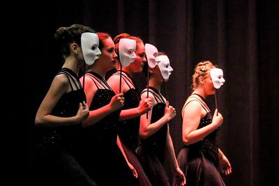 Phantom of the Opera - Level 4A Pointe