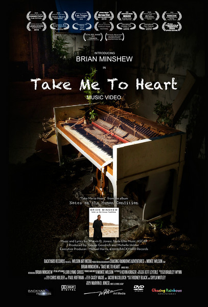 """Take Me To Heart"" music video"
