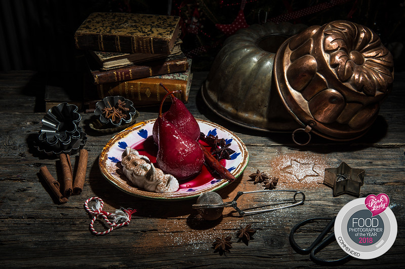 Pears in red wine commended.jpg